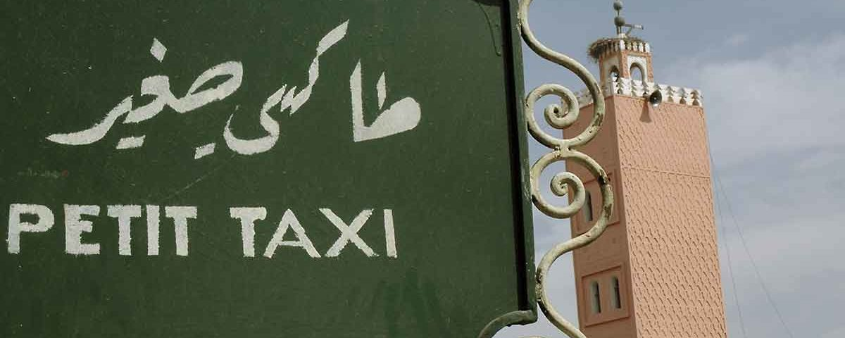 Petit Taxi Marruecos