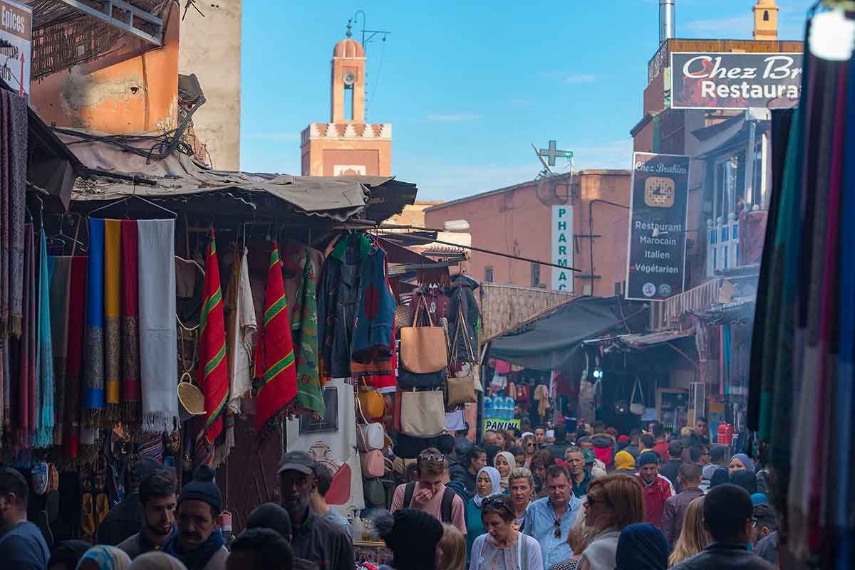 Viajar en Ramadan a Marruecos