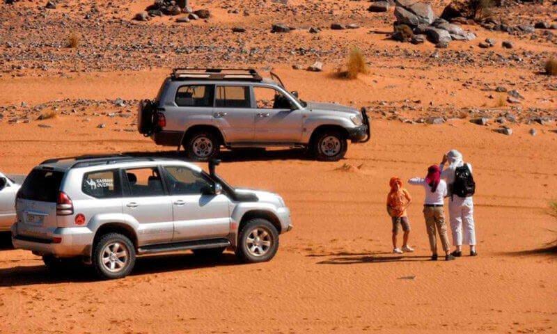 viaje a marruecos con niños