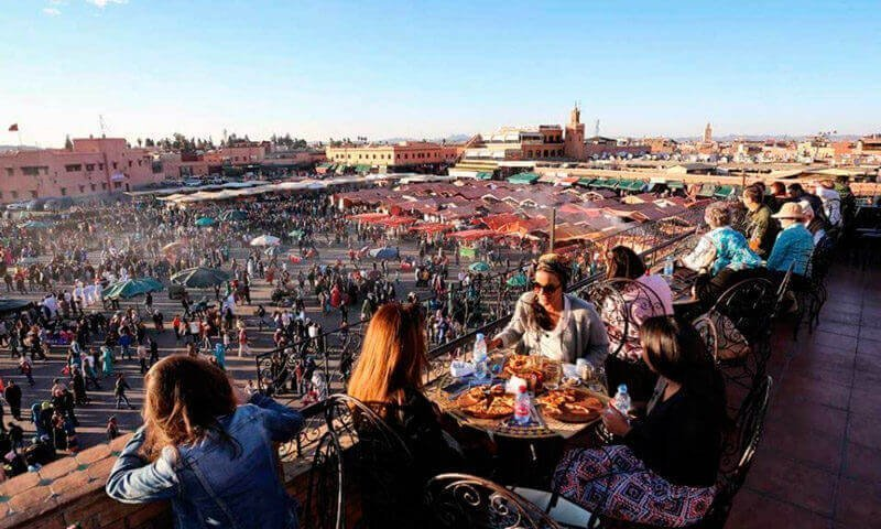 viaje en navidad a marruecos