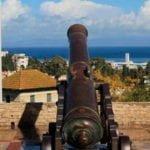 cañones de tanger