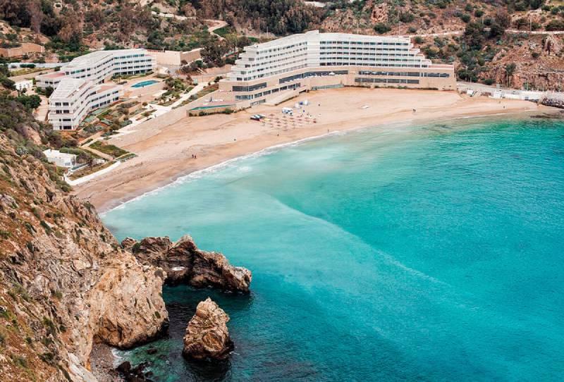 Resultado de imagen de playas de Al Hoceima y Saidia