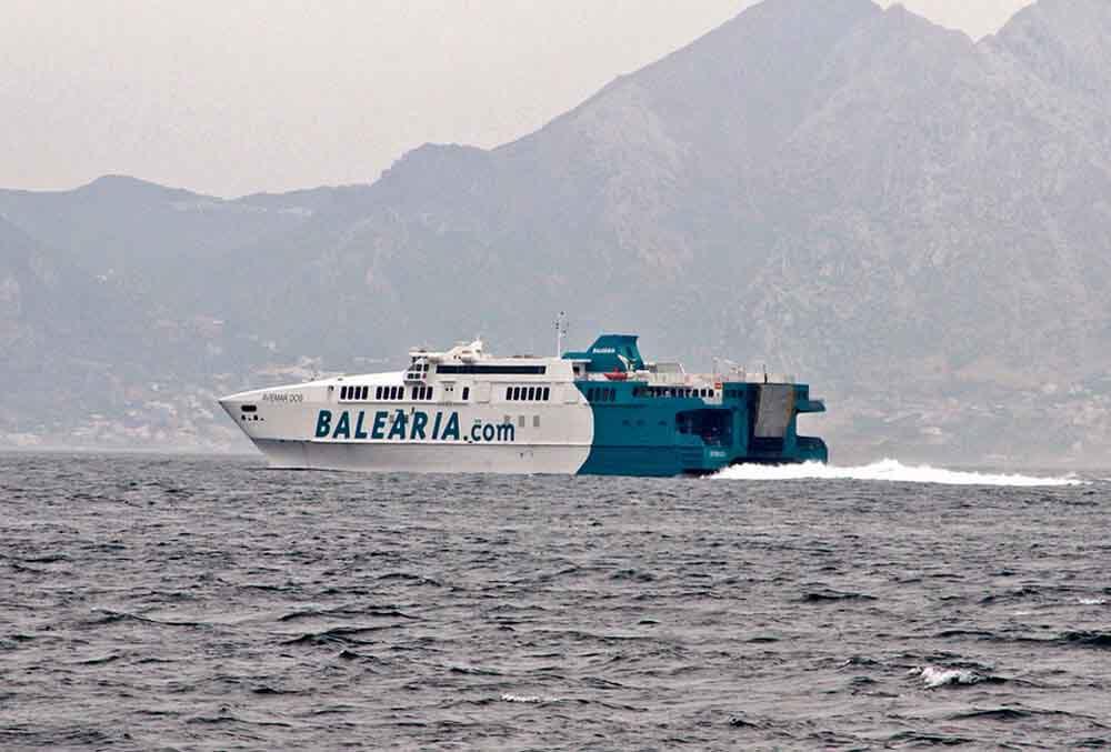 Ferry-a-Marruecos