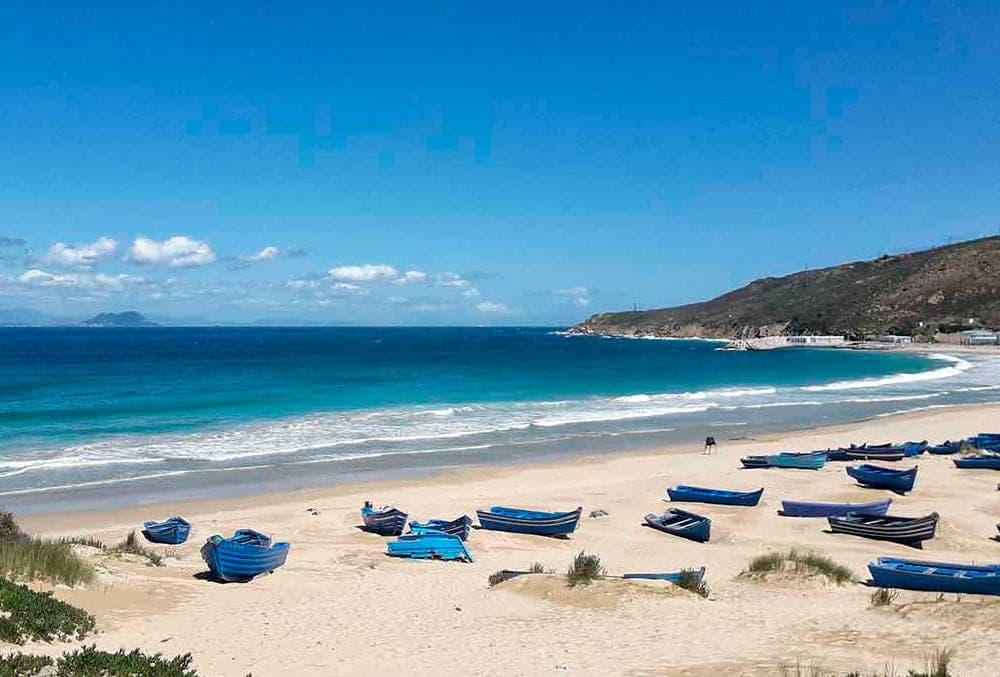 Resultado de imagen de playas de marruecos