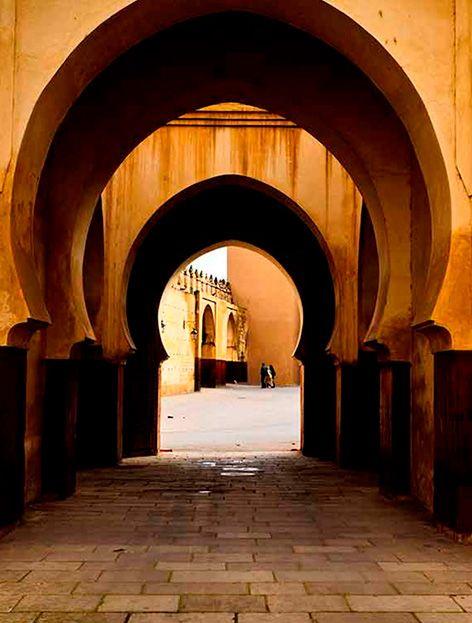 Tanger-itinerario