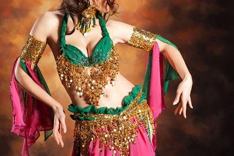 danza del vientre show