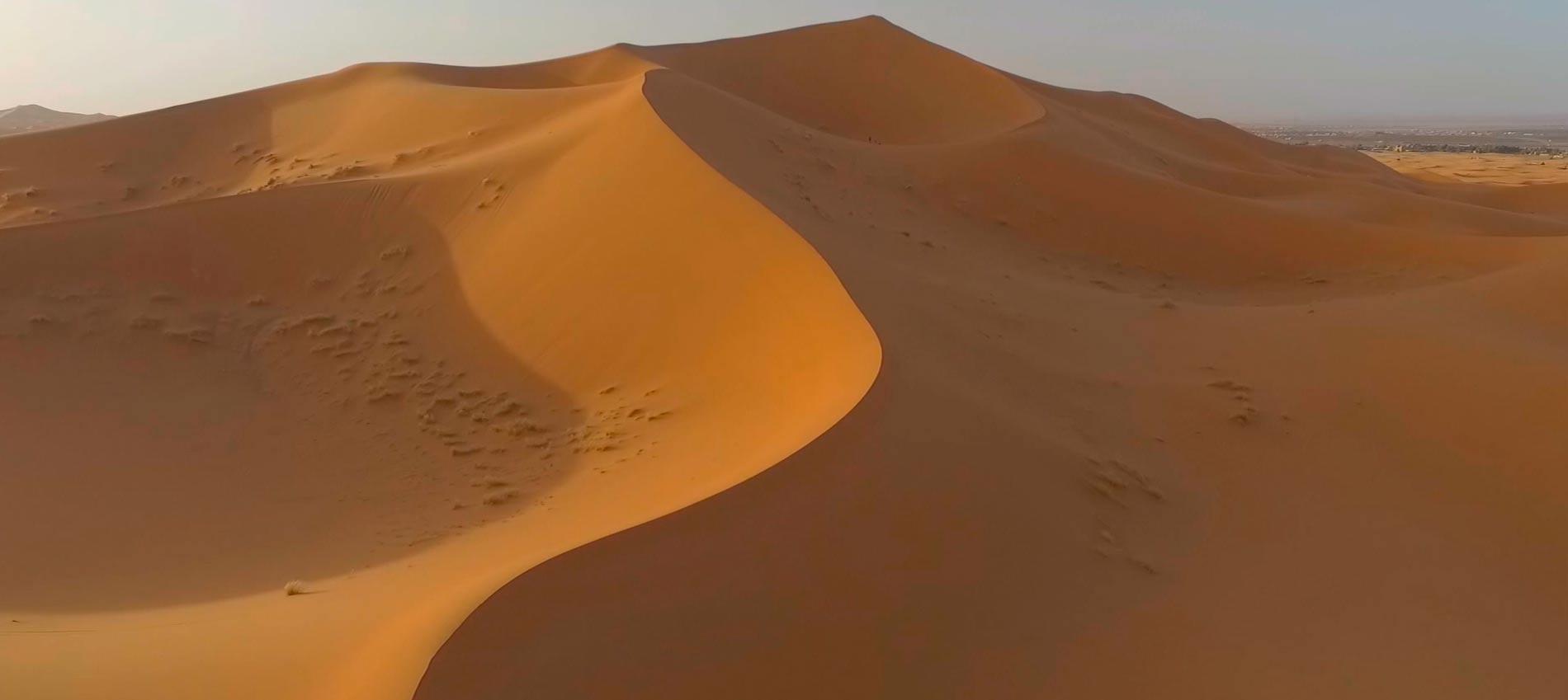 Dunas desierto sahara