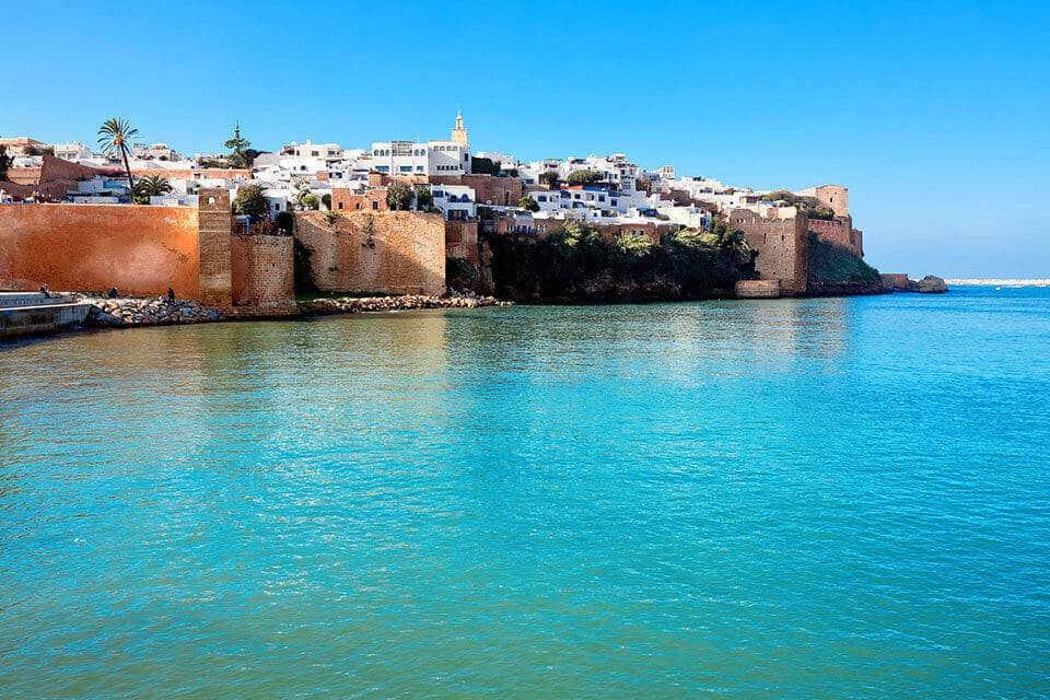 Rabat Kasbah vistas