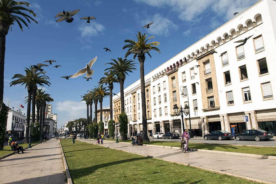Art deco Rabat
