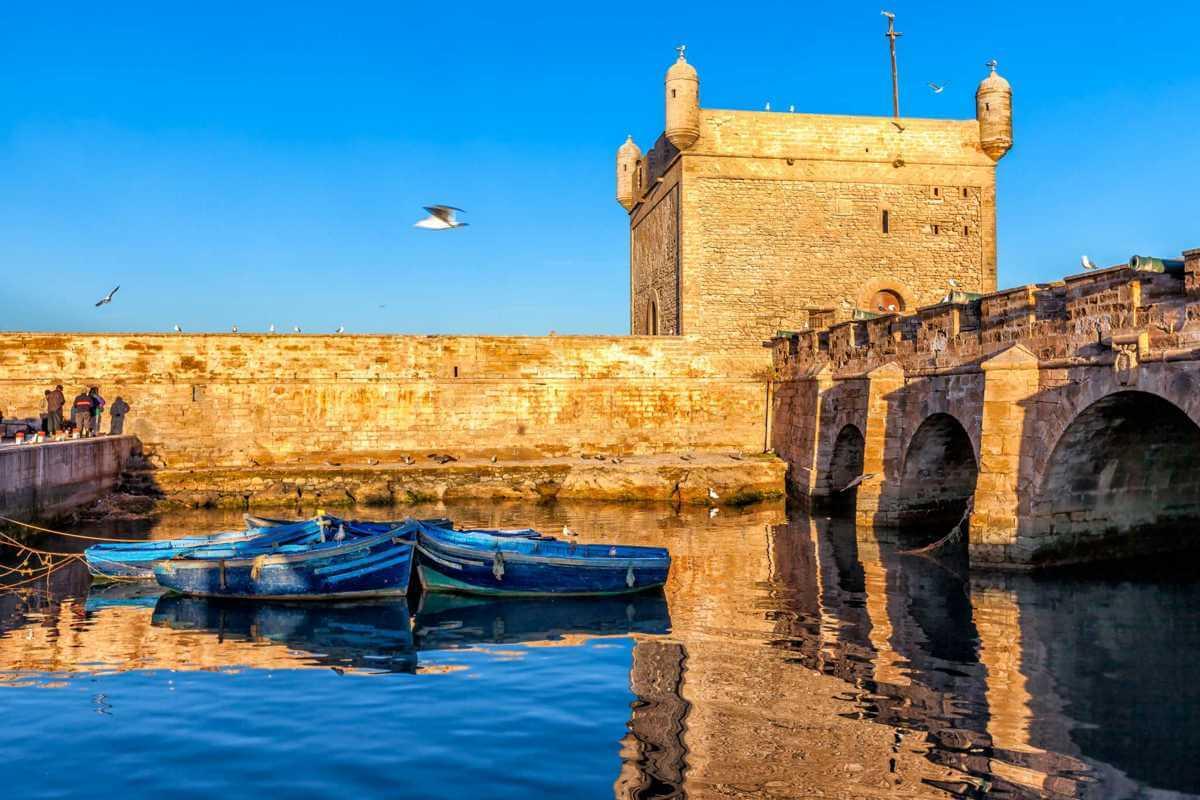 Murallas portuguesas Essaouira