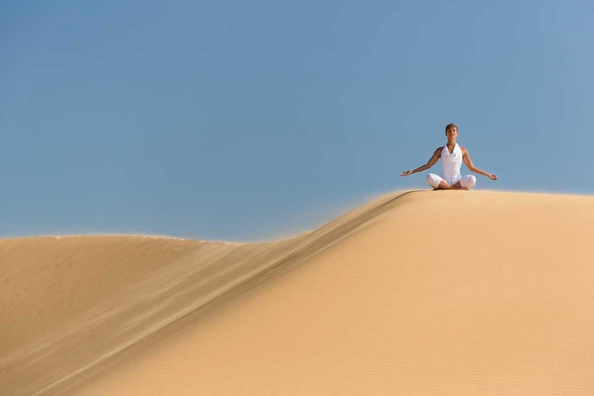 Viajes de Yoga desierto de Marruecos
