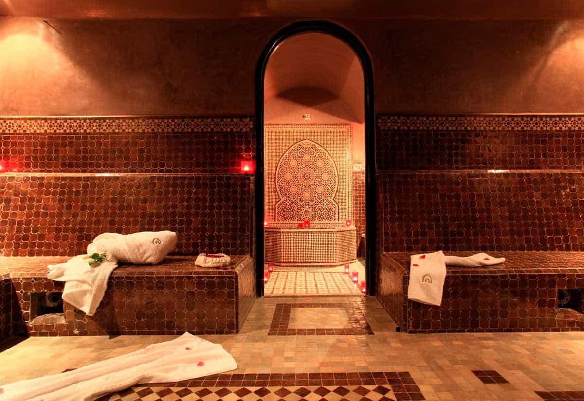 Hamman en Essaouira Lodge