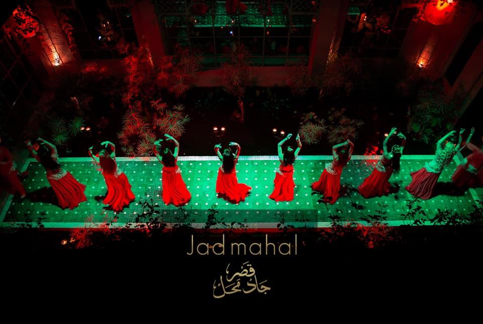Danza del vientre Jad Mahal