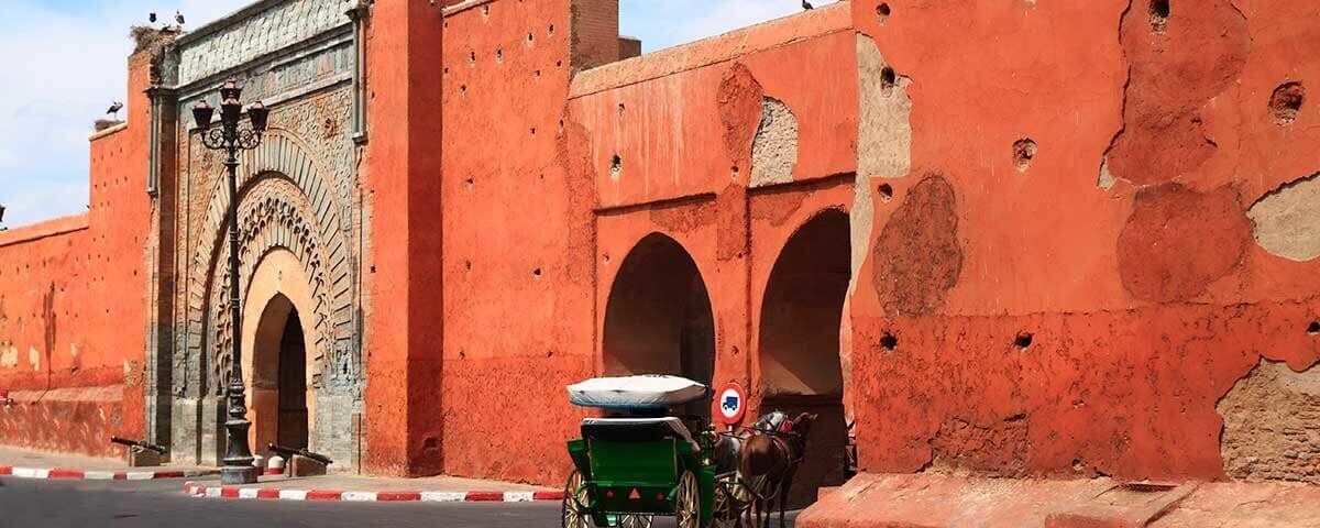 Bab Agnaou Marrakech