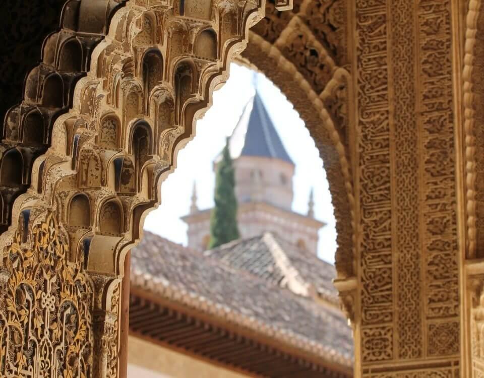 Andalucia y Marruecos