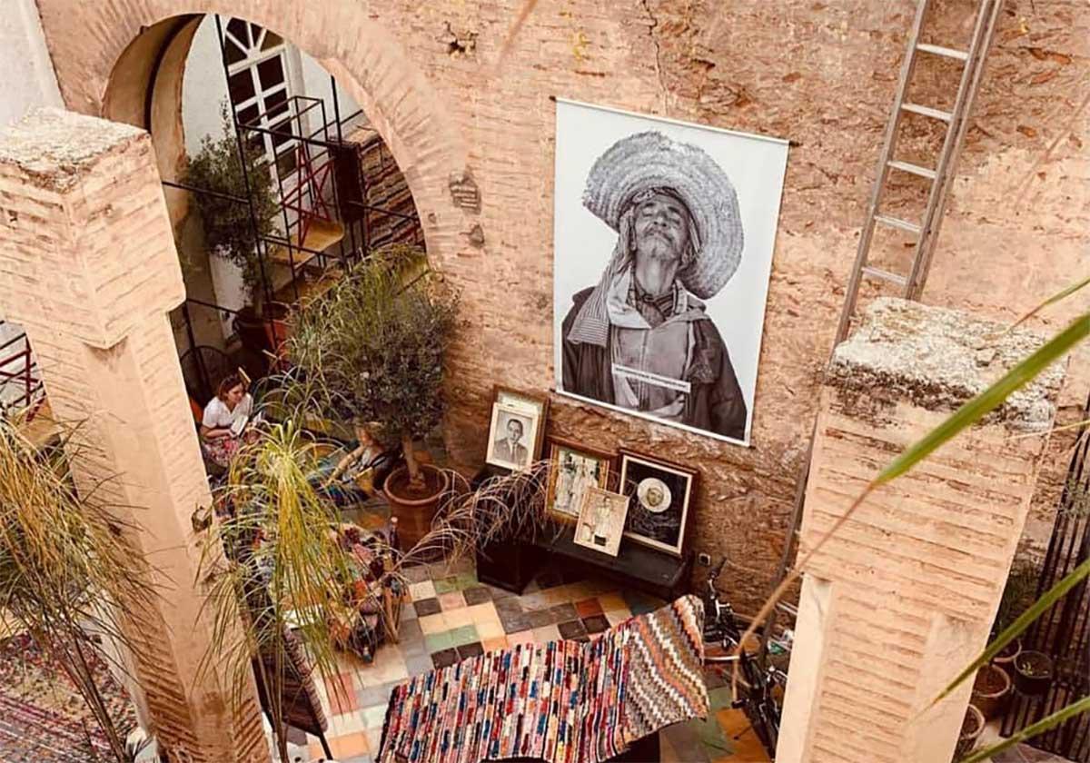 Max & Jan Marrakech tienda Chic y restaurante Marrakech