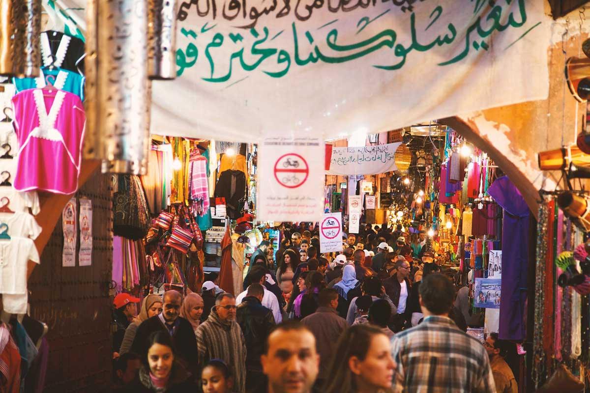 Aprender Arabe en Marruecos