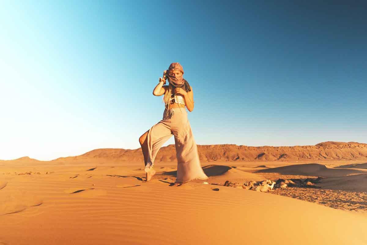 escapada a zagora desde Marrakech