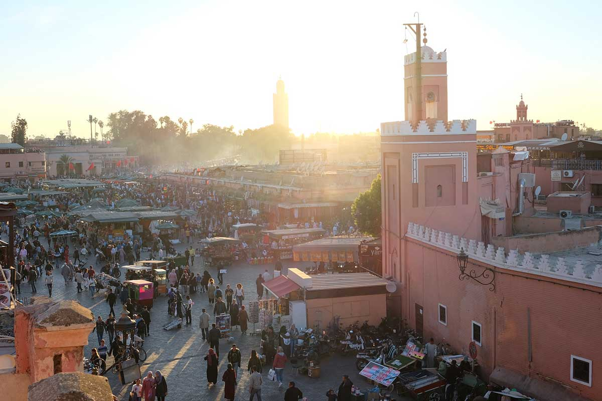Plaza de Yemaa elfna