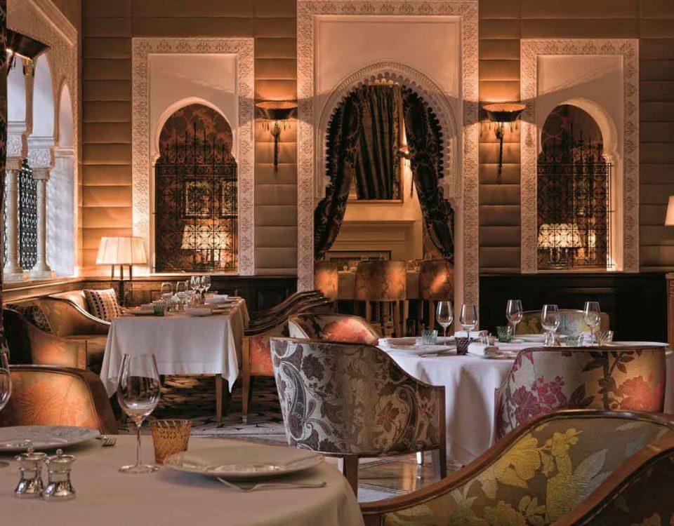 mejores restaurantes Marrakech