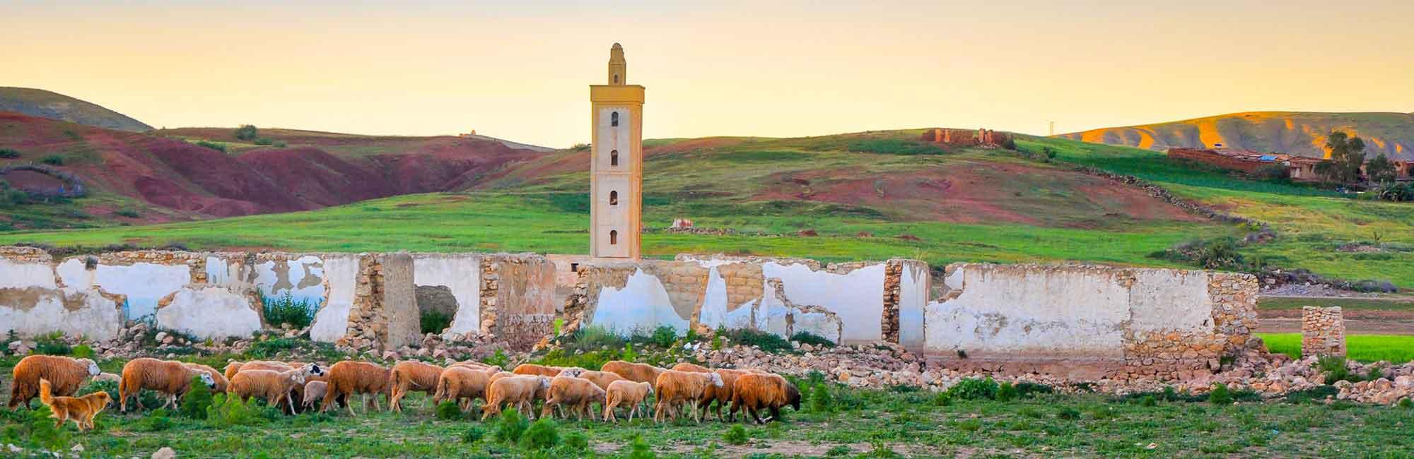 Atlas de Marruecos