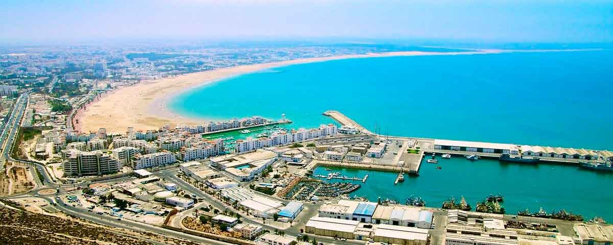 Viajar a Agadir