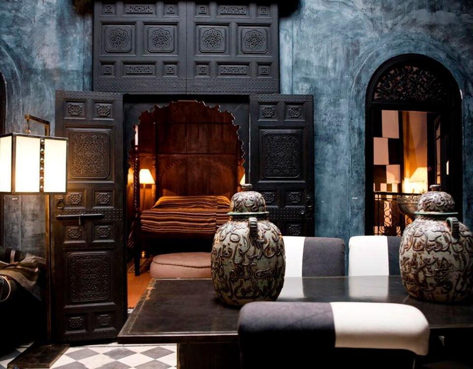 Riad de Lujo en Marrakech