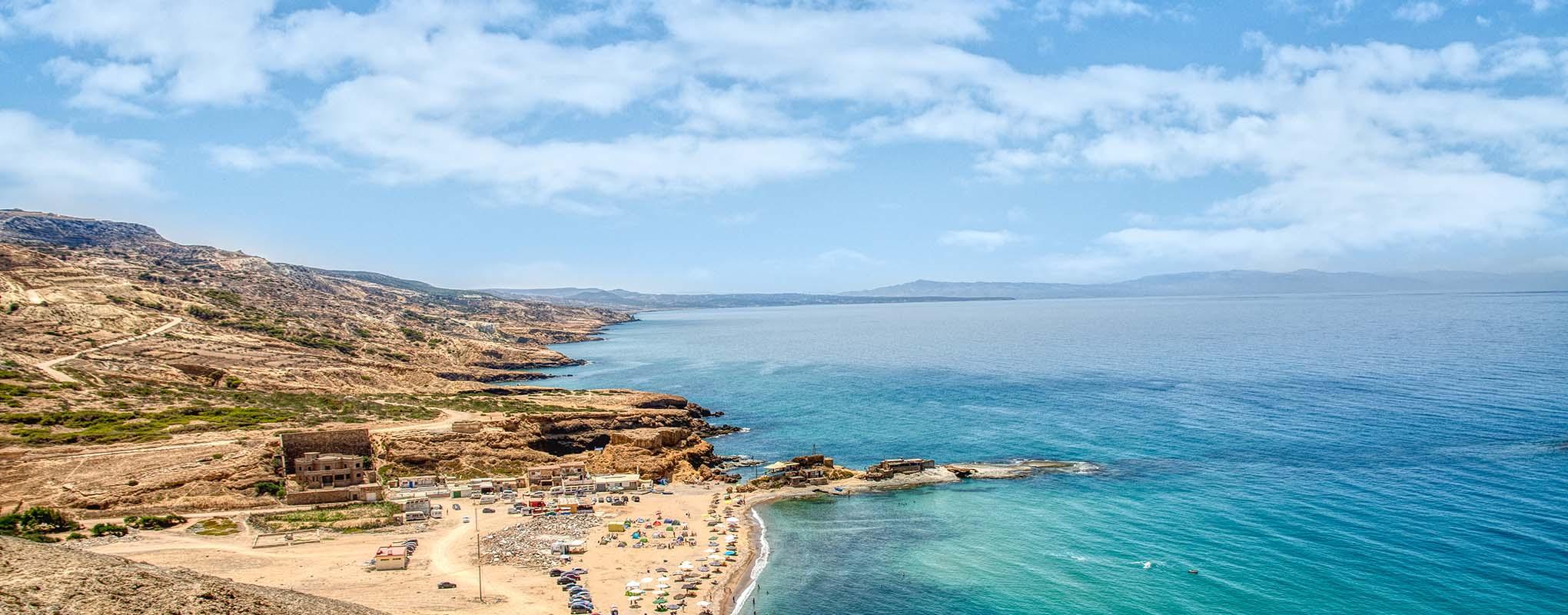 Playa Charrana en Nador