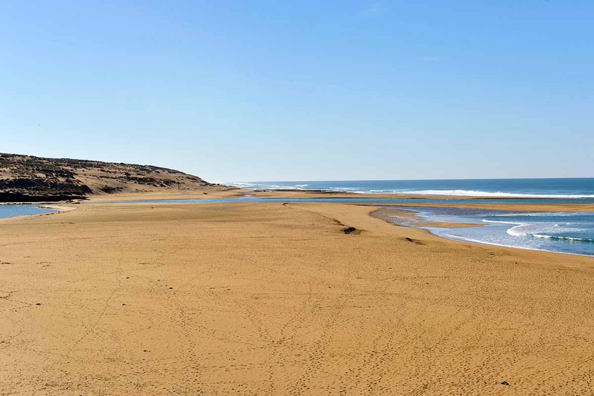 Playa de moulay bousselham