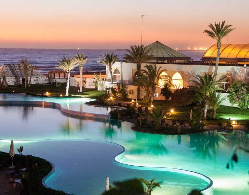 Resort de lujo en Agadir