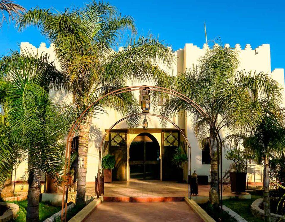 Villa de lujo en Marruecos