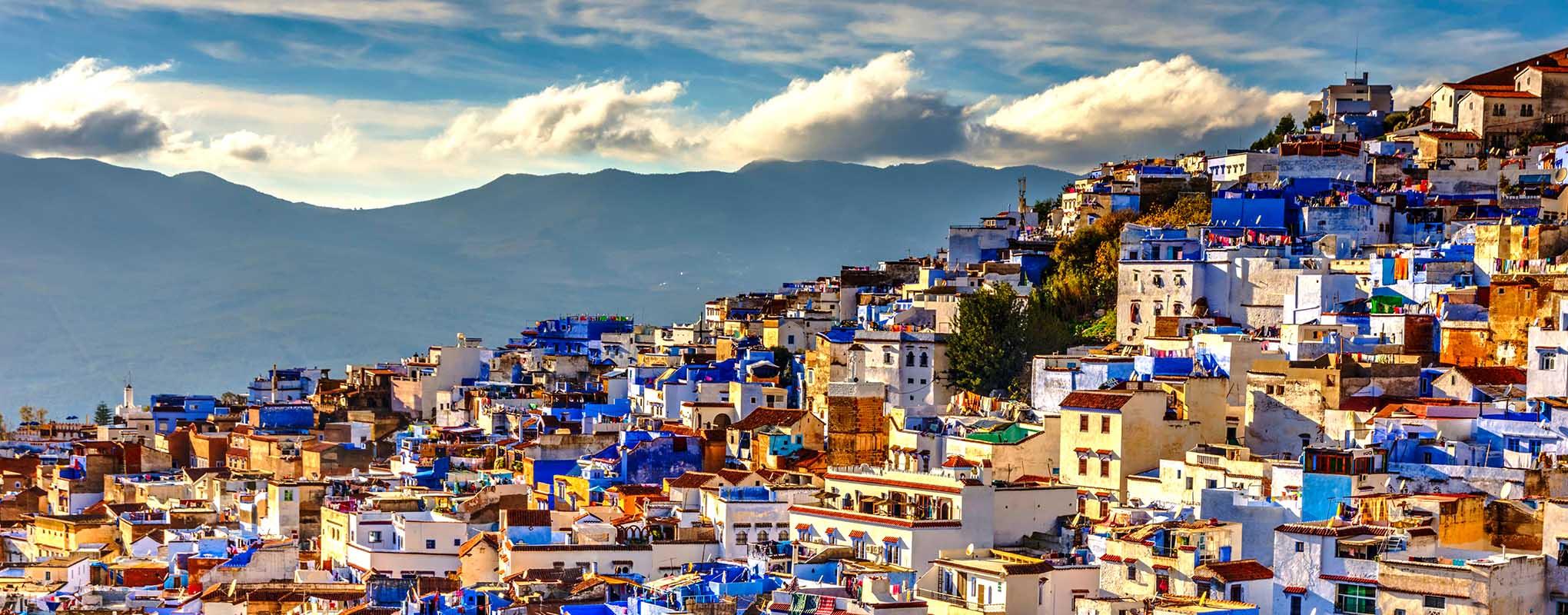 Chefchaouen Marruecos