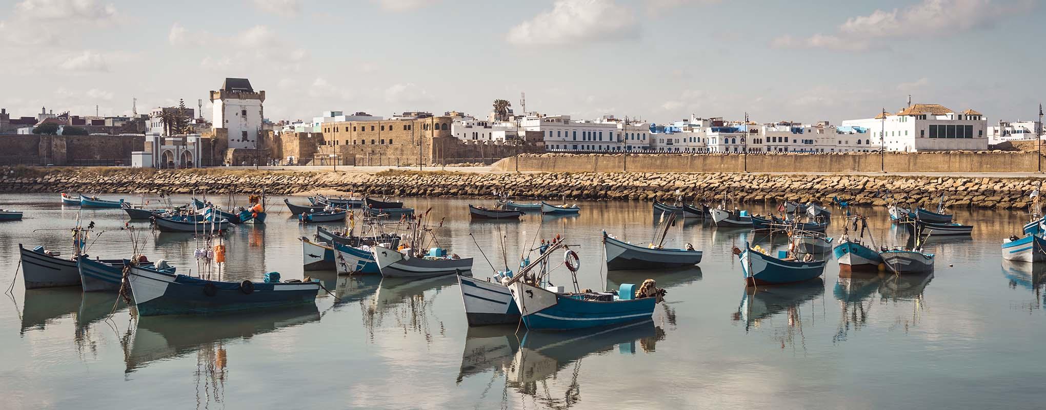 Vista Asilah Puerto