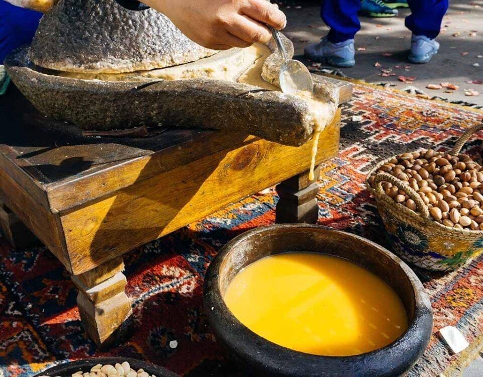 Cooperativas de Aceite de Argán en Marruecos