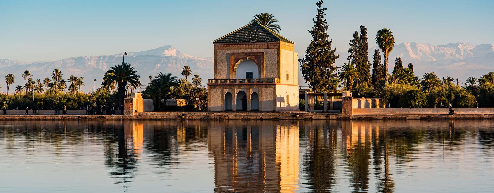 Marrakech ciudad imperial de Marruecos