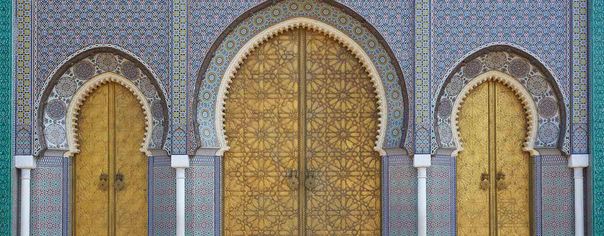 Fez ciudad imperial de Marruecos