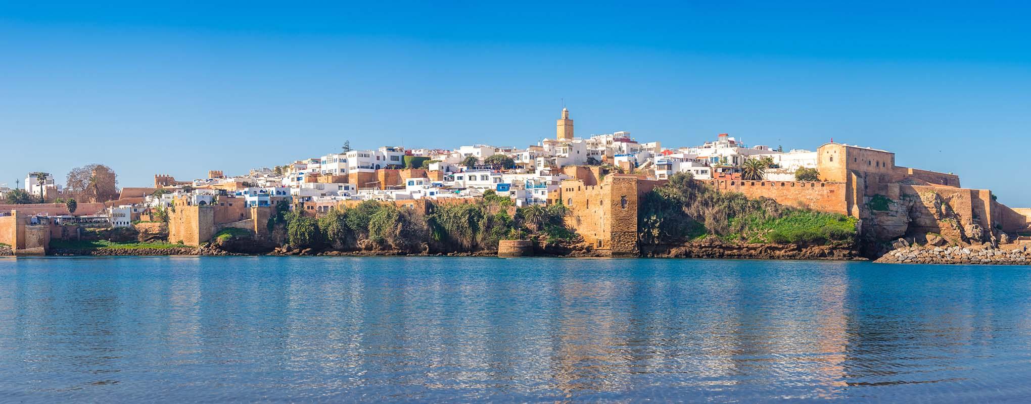 Rabat ciudad imperial de Marruecos