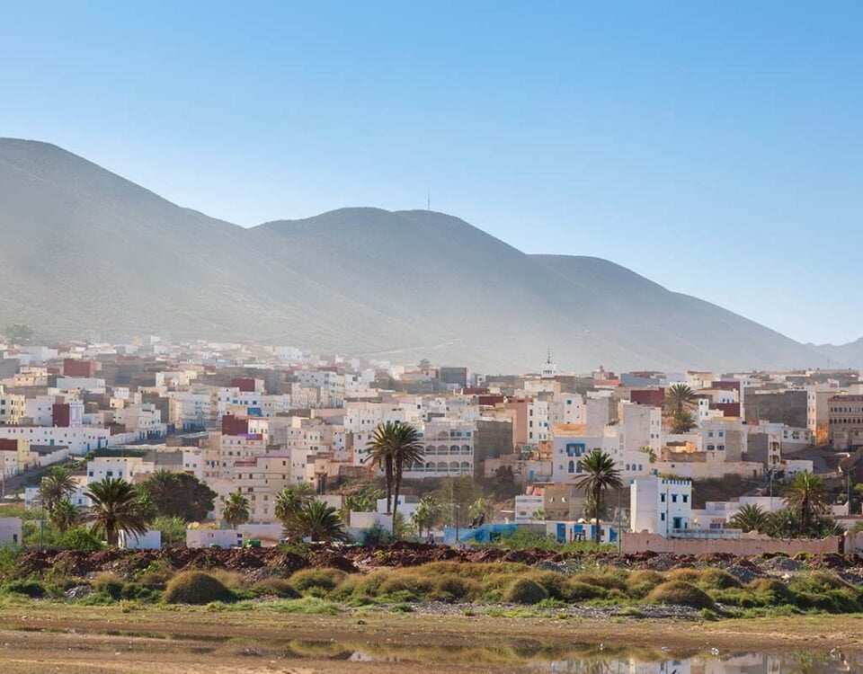 Viajar a Sidi Ifni