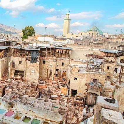 Circuitos por Marruecos con salida de Fez