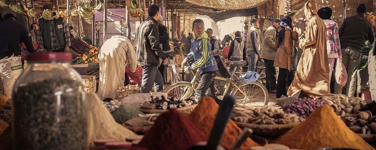 Mercado de Rissani