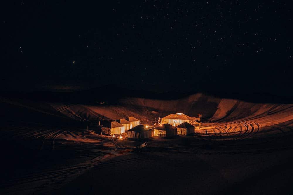 Viaje temático de fin de año al desierto