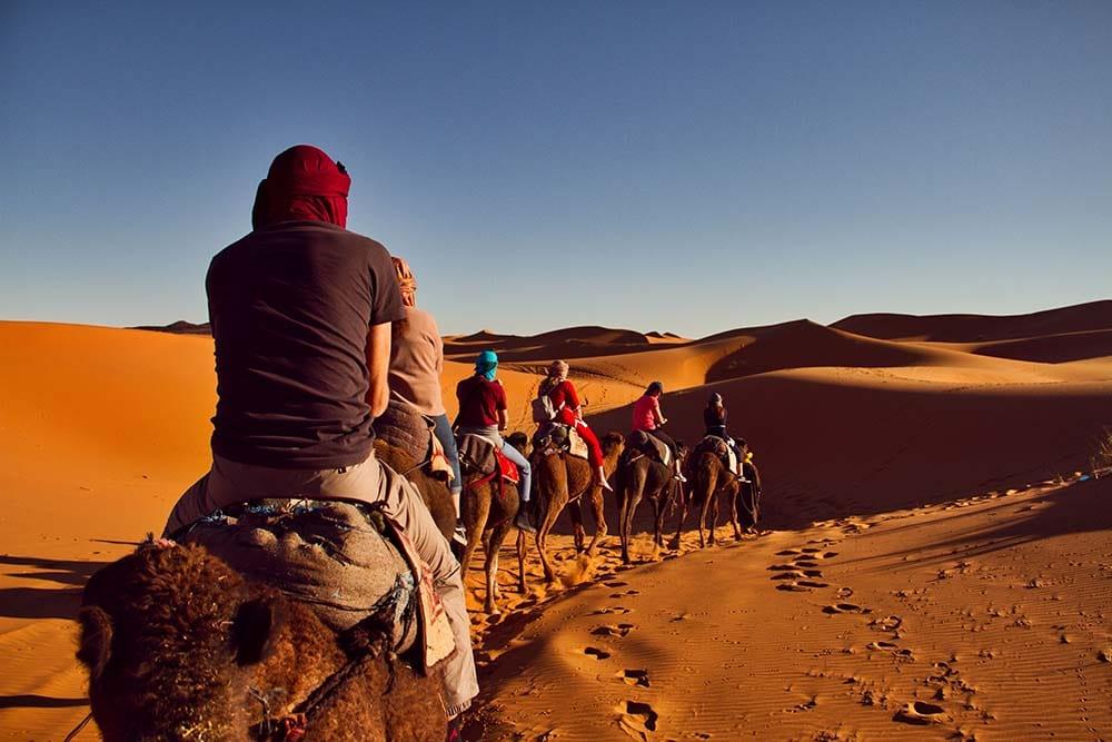 Viaje temático de semana santa a Marruecos