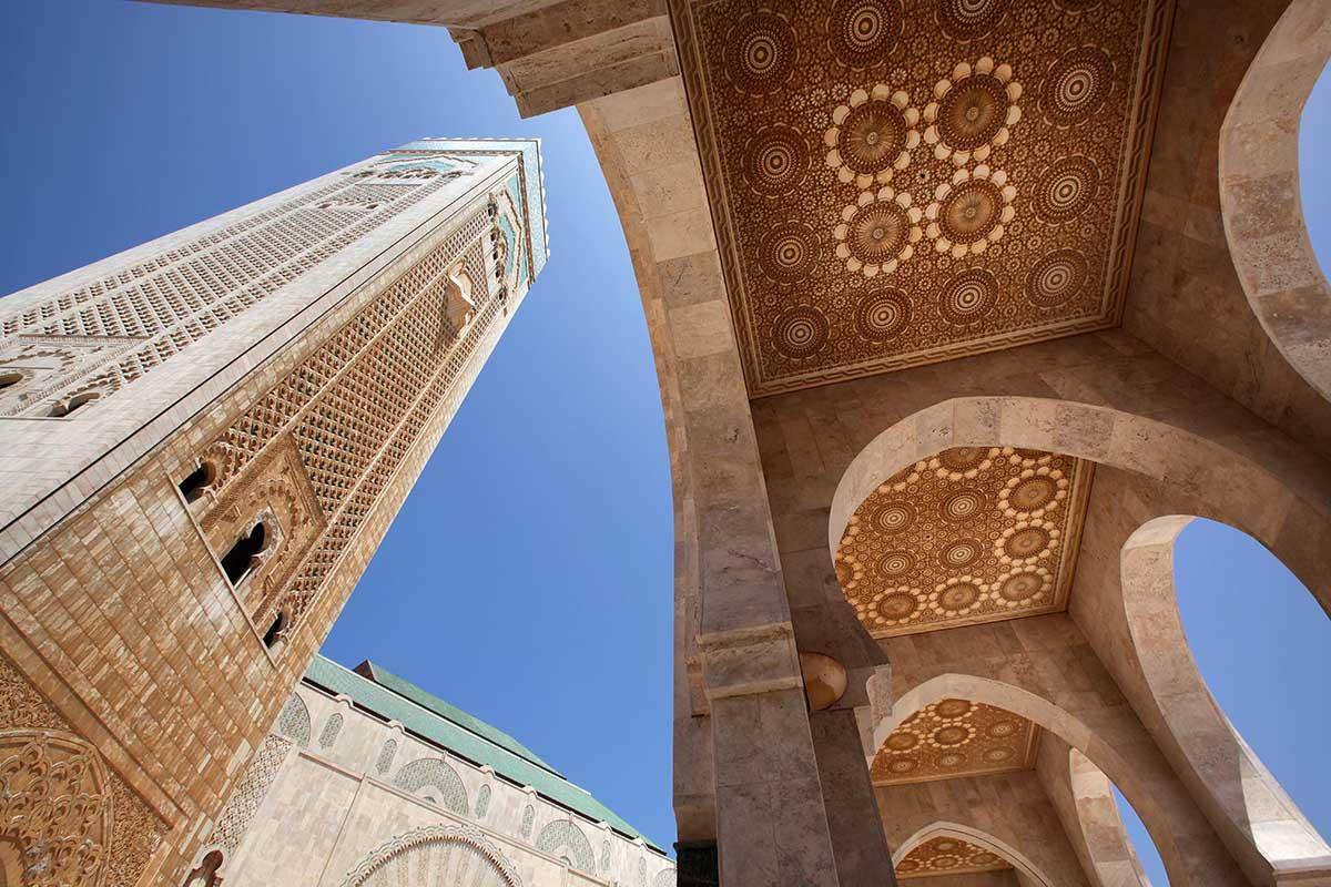 Visitar una Mezquita en Marruecos