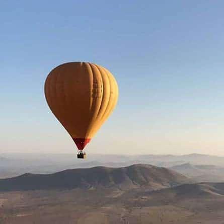Vuelos en globo por Marrakech