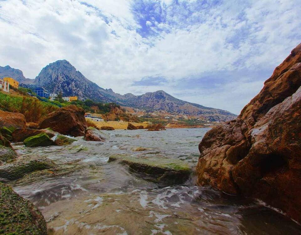 Jebel Musa en Ceuta