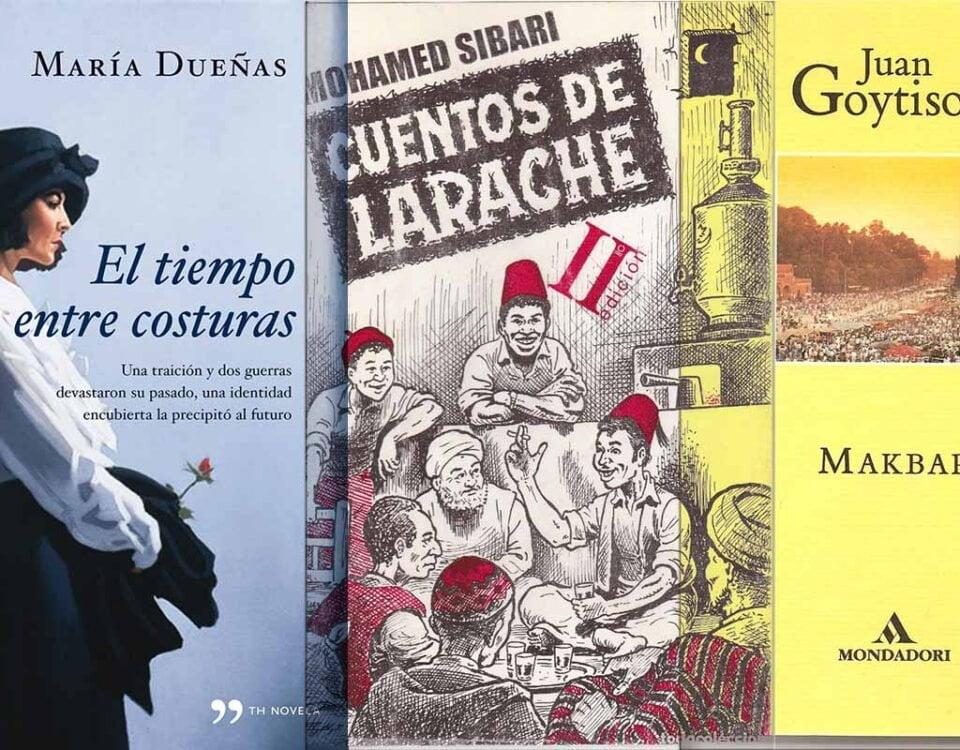 Libros sobre Marruecos