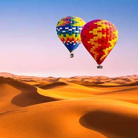 Rutas en globo por Marruecos
