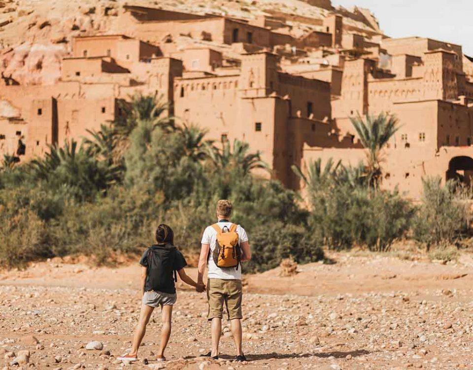 Kasbahs de Ouarzazate