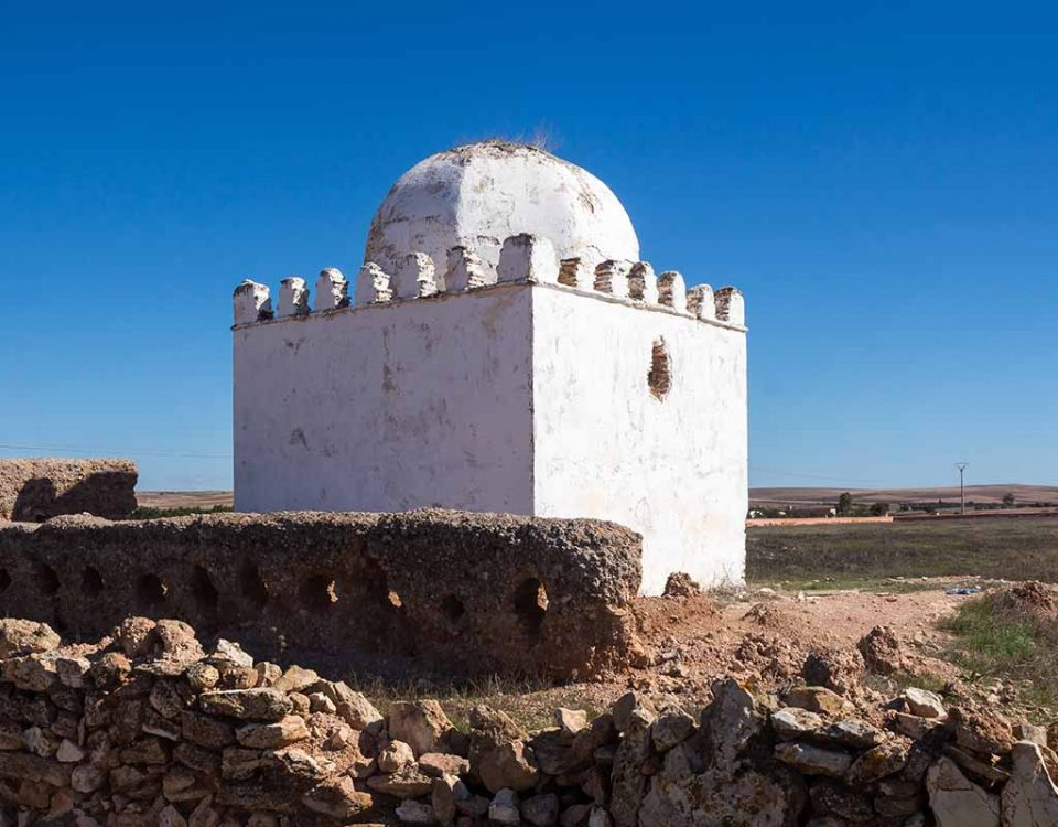 Morabitos en Marruecos