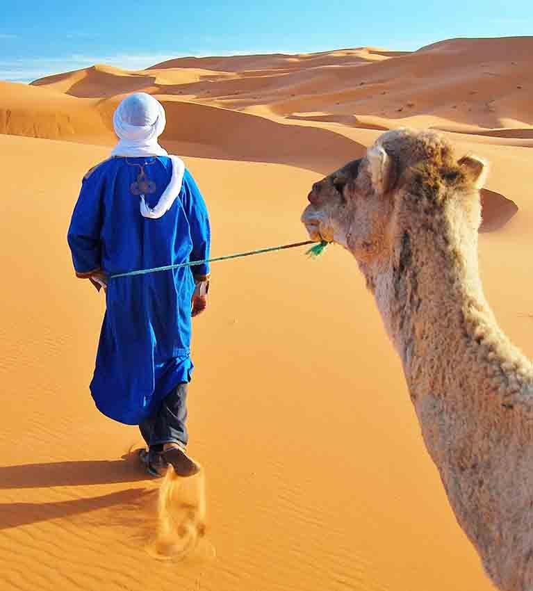 Tour de 3 días al desierto de Marruecos
